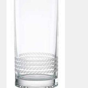 kate spade wickford tom collins glasses set 4 nwt